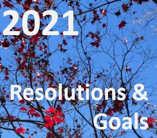 Tree with 2021