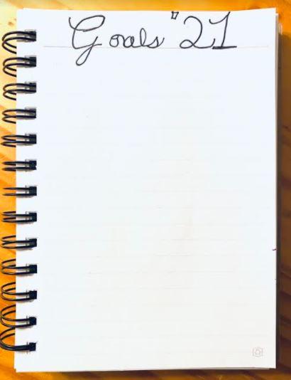 Goals on paper