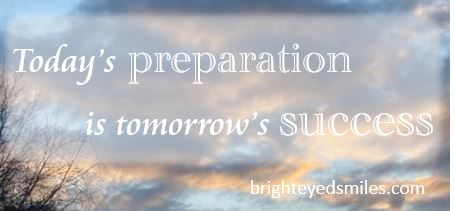 Today Tomorrow Success